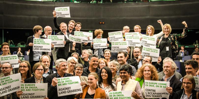 Parlement européen 19 mai